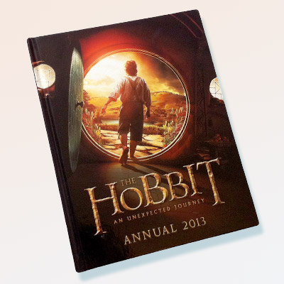 Hobbit Movie Annual 2013