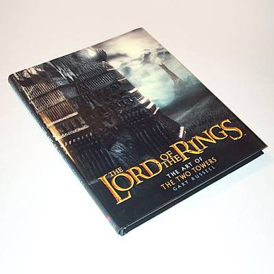 Tolkien books and collectibles - The Art Of The Two Towers